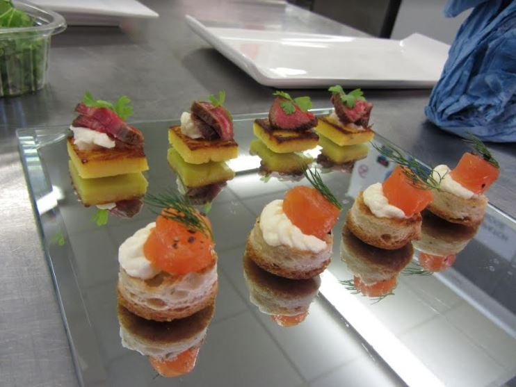 canapes catering